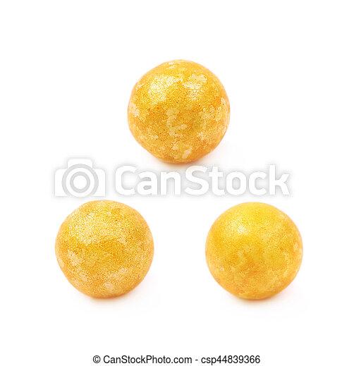 Single colored foam ball - csp44839366