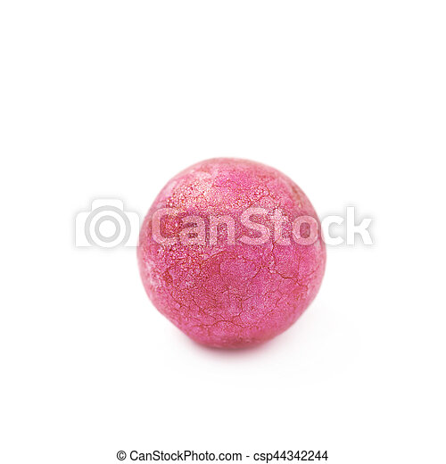Single colored foam ball - csp44342244