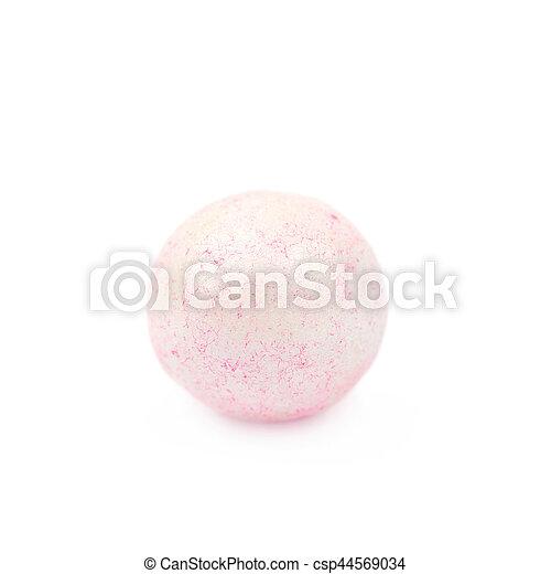 Single colored foam ball - csp44569034