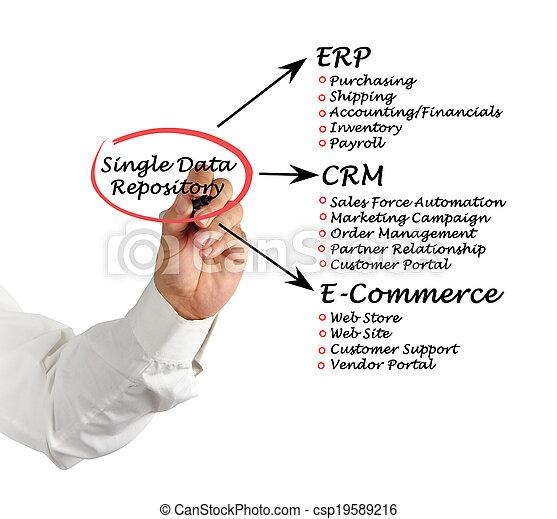 Single Data Repository - csp19589216