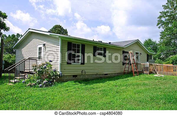 Single Wide Mobile Home Repairs - csp4804080
