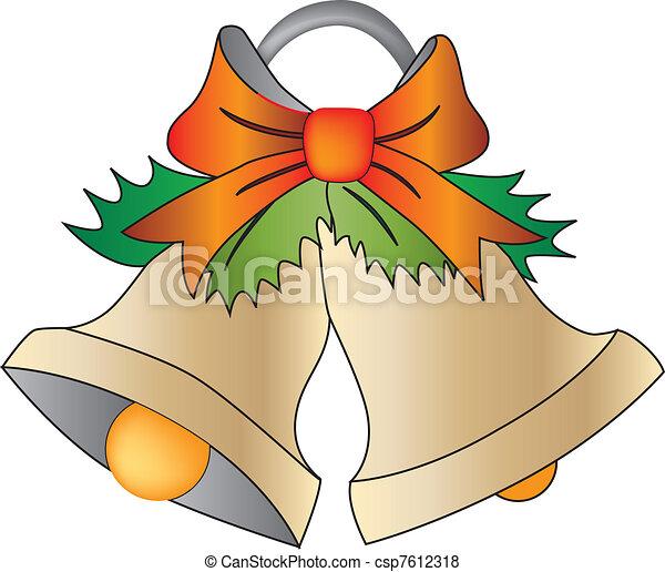 sinos natal natal vetorial desenho sinos