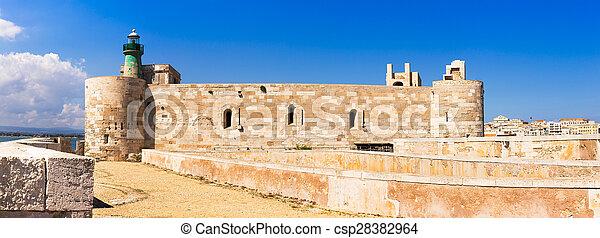 Siracusa castle - csp28382964