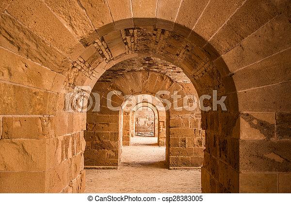 Siracusa castle - csp28383005
