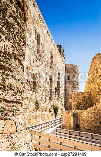 Siracusa fortress - csp27291409