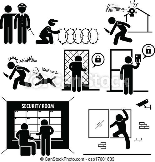 Sistema de seguridad - csp17601833