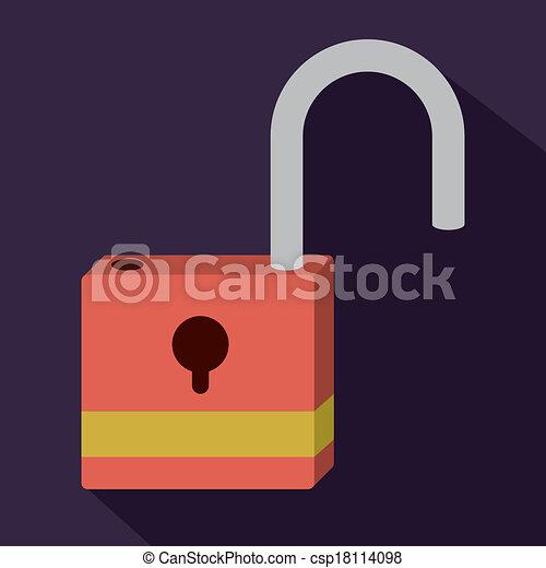 sistema segurança - csp18114098