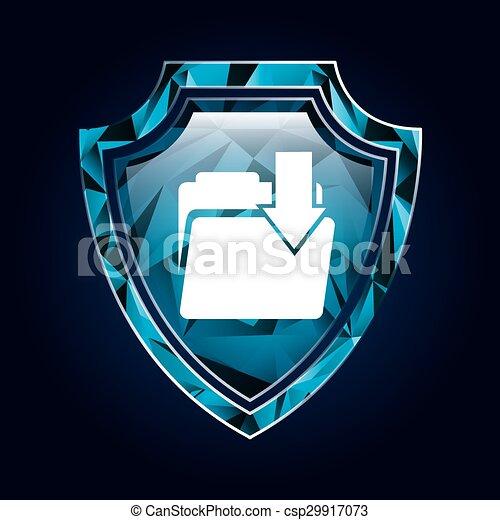 sistema segurança - csp29917073
