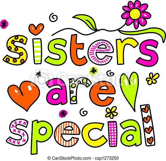 sisters are special - csp1273250
