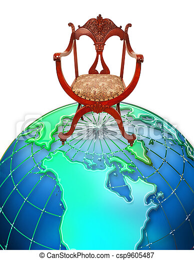 Sit on top of the world. - csp9605487