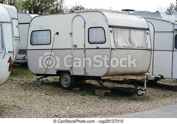 site, camping - csp28137010