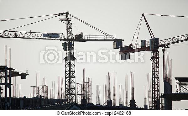 site construction - csp12462168