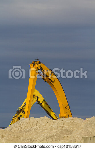 site construction - csp10153617