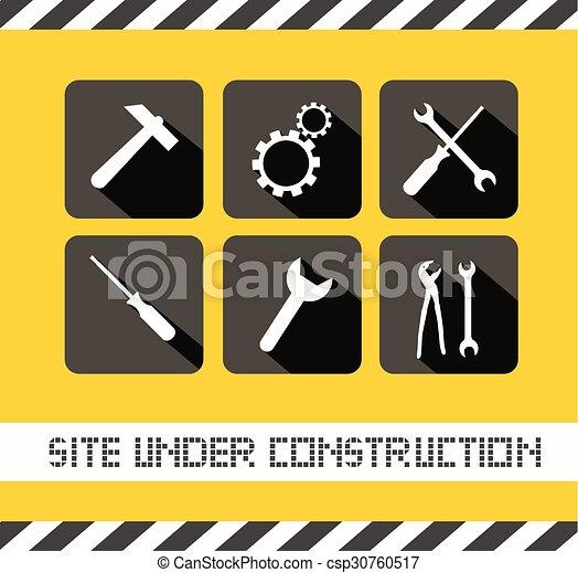 site construction, sous - csp30760517