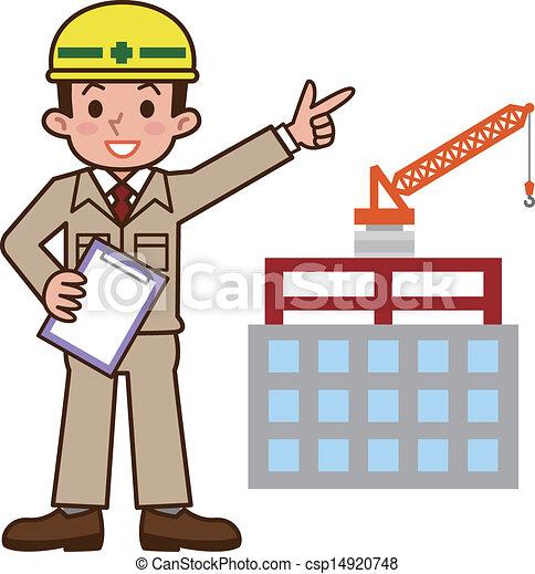 Site supervisor  - csp14920748