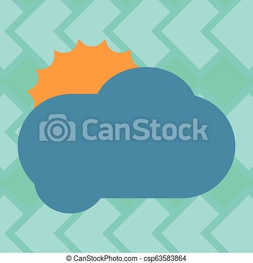 site web, concept, annonce, affaires colorent, média, pelucheux, social, annonces, affiche, derrière, vecteur, conception, vide, vide, soleil, bannières, dissimulation, promotion, nuage, briller - csp63583864