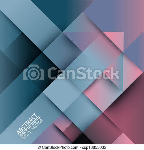 site web, ser, usado, esquema, fundo, abstratos, -, seamless, /, distorção, forma, gráfico, vetorial, lata, seta, ou - csp18855032
