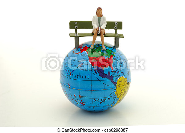 Sitting on Top of The World - csp0298387