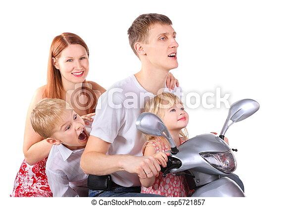 Frauen, die auf einem Mans-Gesicht sitzen