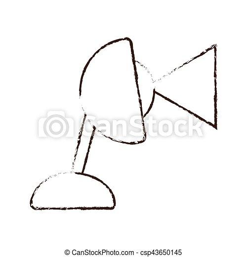 Sketch Draw Lamp Desk Bulb Light   Csp43650145