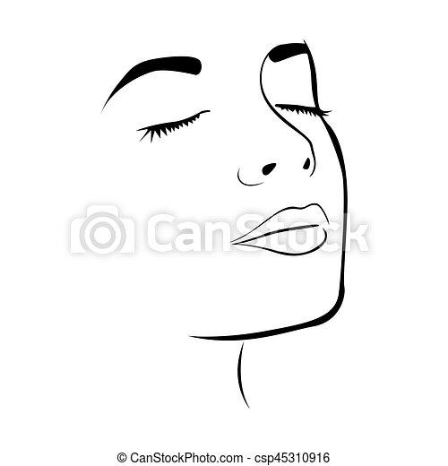 African American Woman Silhouette  ClipArt Best  Art