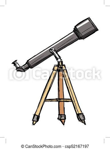 Telescope Sketch