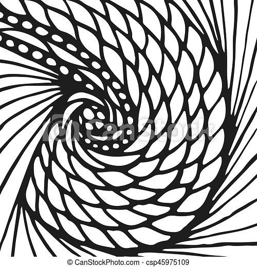 Sketchy vector hand drawn doodles zen tangle zen art patterns Classy Zen Patterns