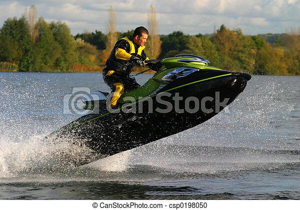 ski, jet - csp0198050
