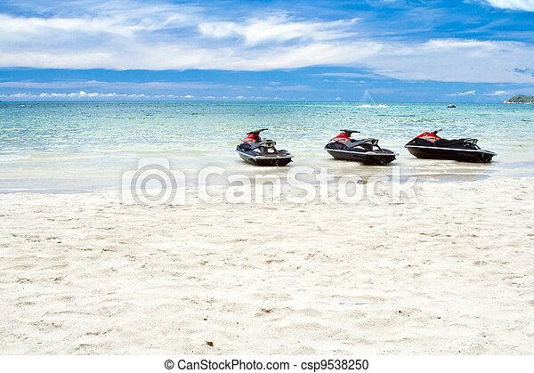 ski, jet - csp9538250