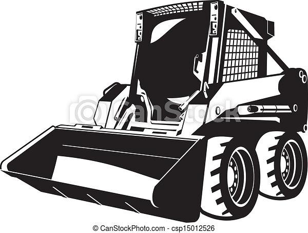skid loader - csp15012526
