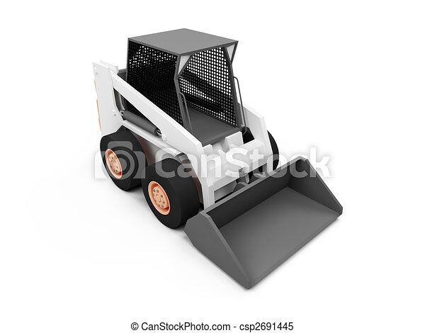 Skid steer loader - csp2691445