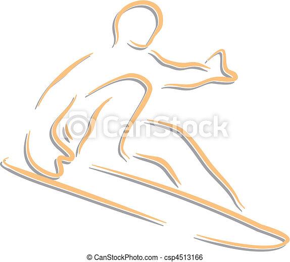 Skiing & Snowboarding - csp4513166