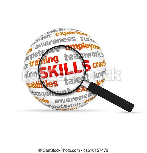 Skills - csp10157473