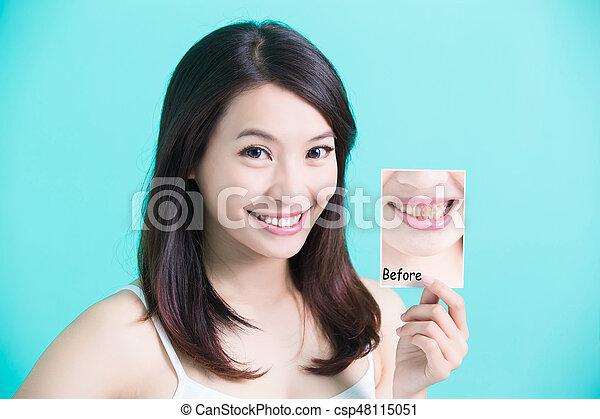 skincare, mulher, beleza - csp48115051