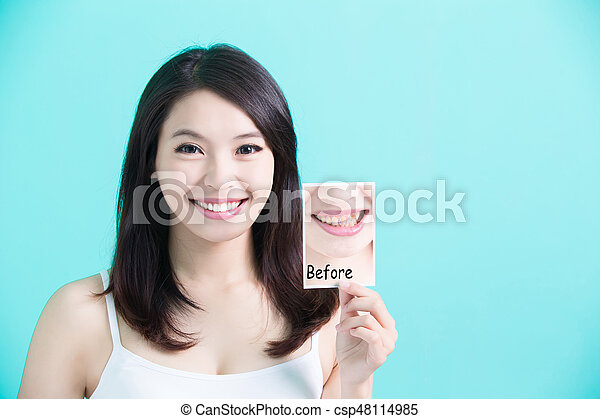 skincare, mulher, beleza - csp48114985