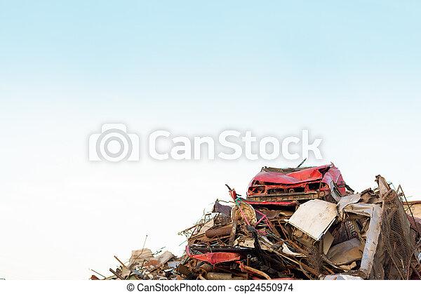 skrotupplag - csp24550974