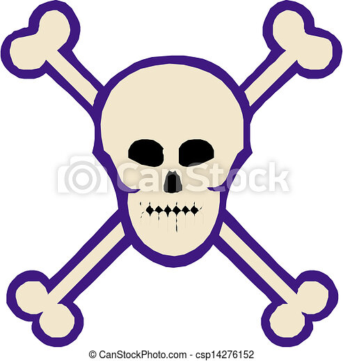 Skull and Crossbones - csp14276152