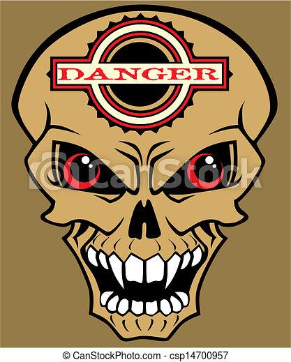 Skull  - csp14700957