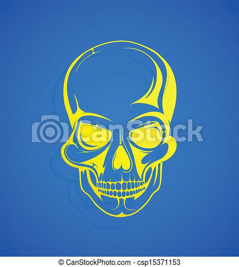 Skull - csp15371153