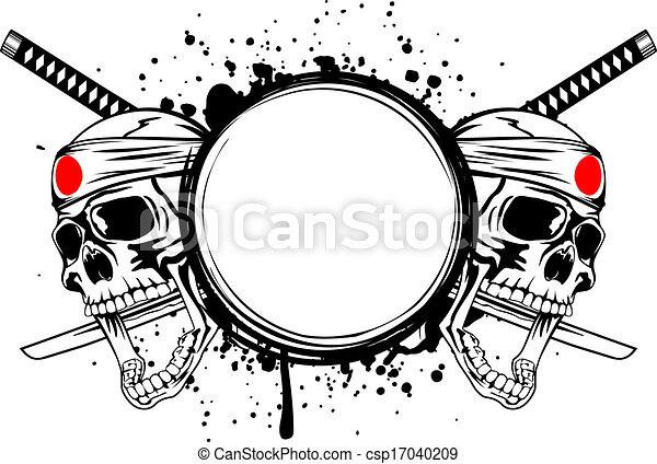 Skull kamikaze - csp17040209