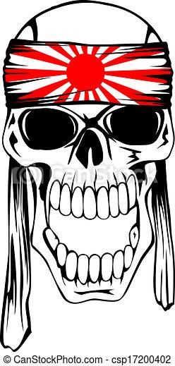 skull kamikaze - csp17200402