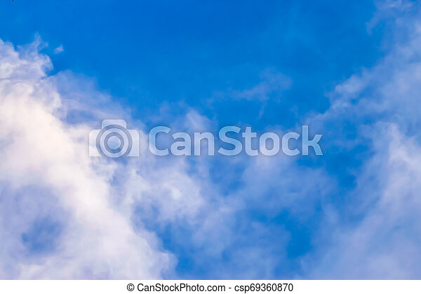 Sky and clouds - csp69360870