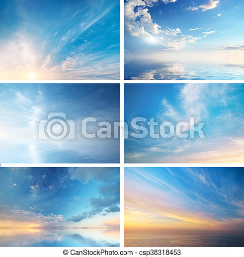 Sky collection - csp38318453