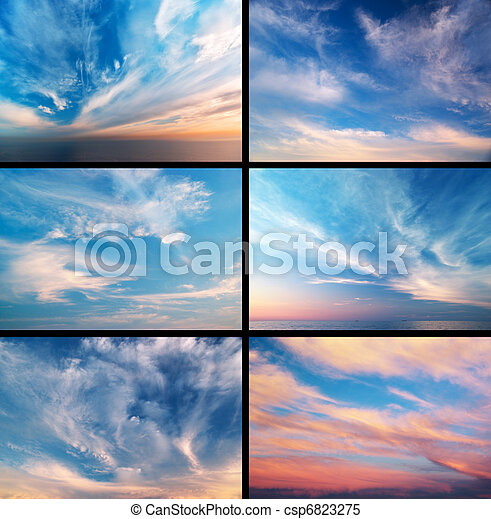 Sky collection - csp6823275
