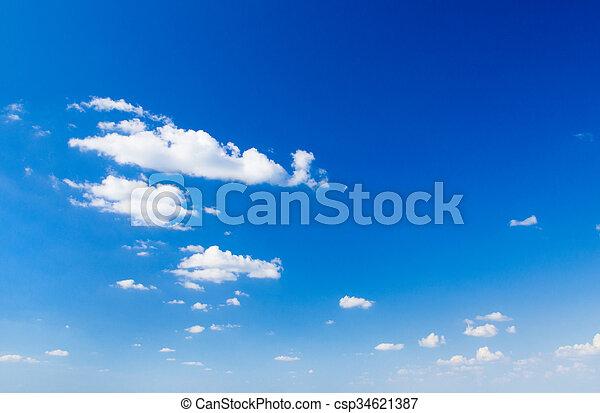 Sky  - csp34621387
