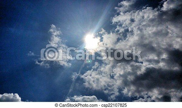 Sky - csp22107825
