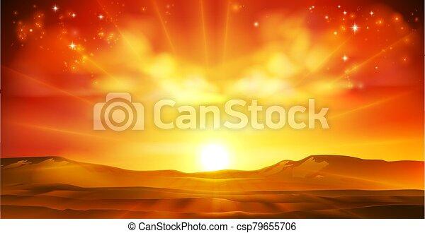 Vector sunset, Maritime, Dusk, Sun PNG and Vector   Seni