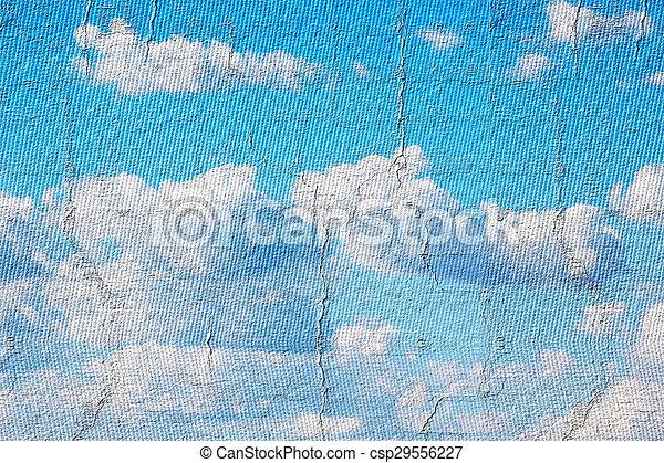 sky, trevlig - csp29556227