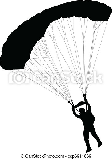 Skydiver - csp6911869