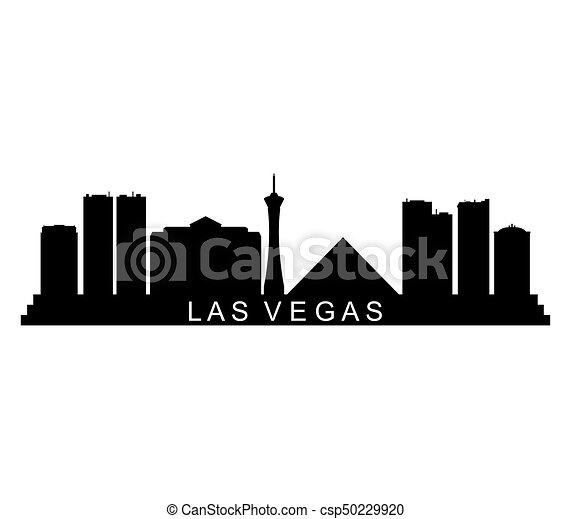 skyline, las vegas, las - csp50229920